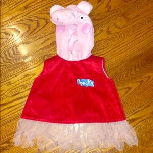 Pepa pig Costume